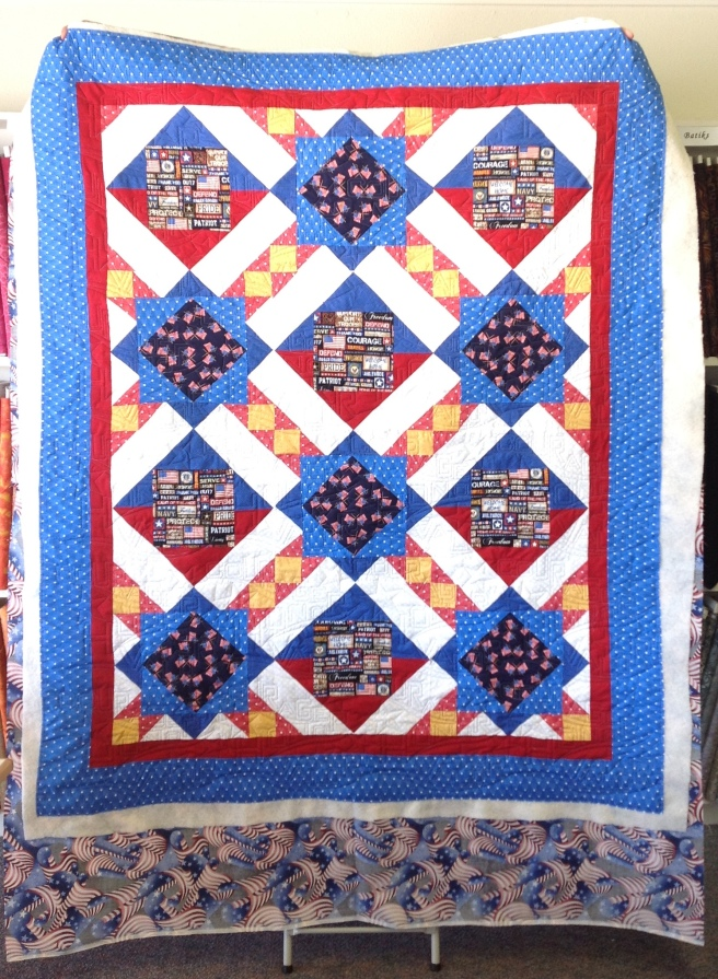 Anne's Charity Quilt