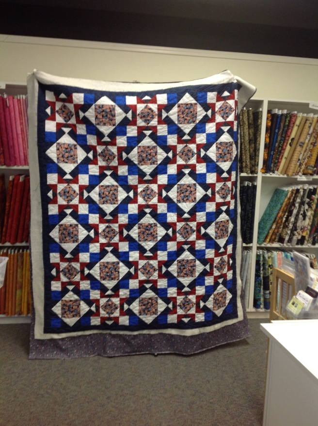 Peggy's Charity Quilt