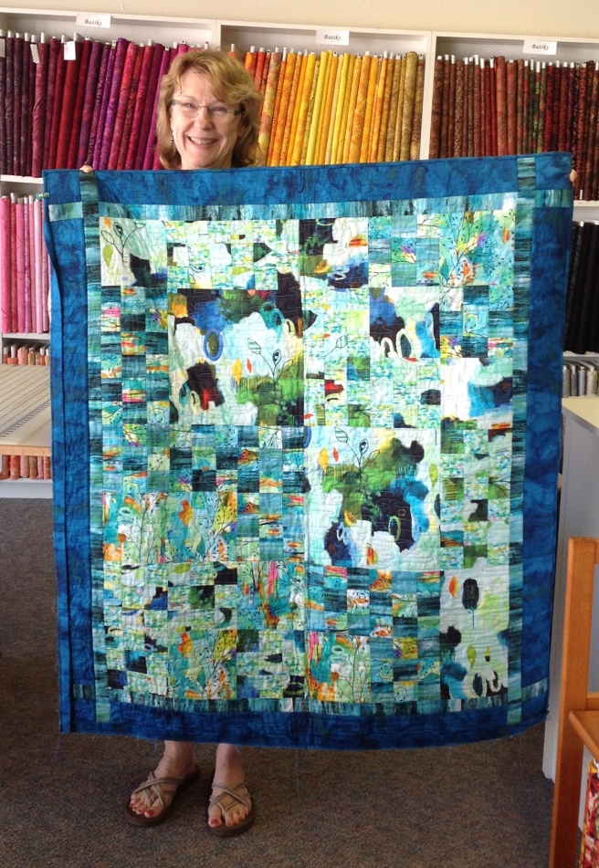 Connie's Digital Quilt