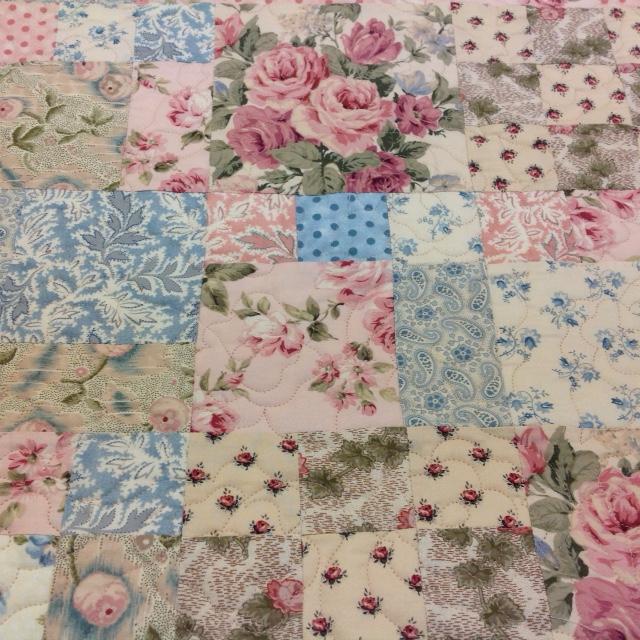 Judy's Rose Quilt