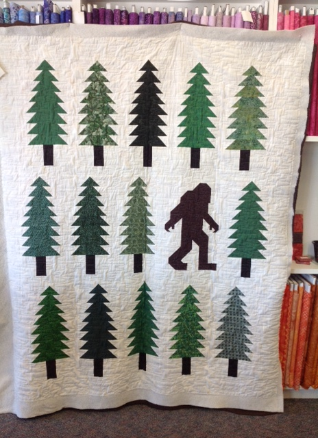 Kay's Legendary Quilt