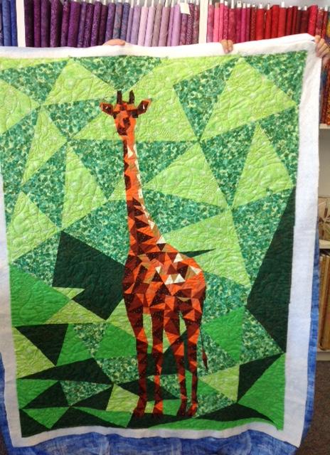 Krista's Giraffe